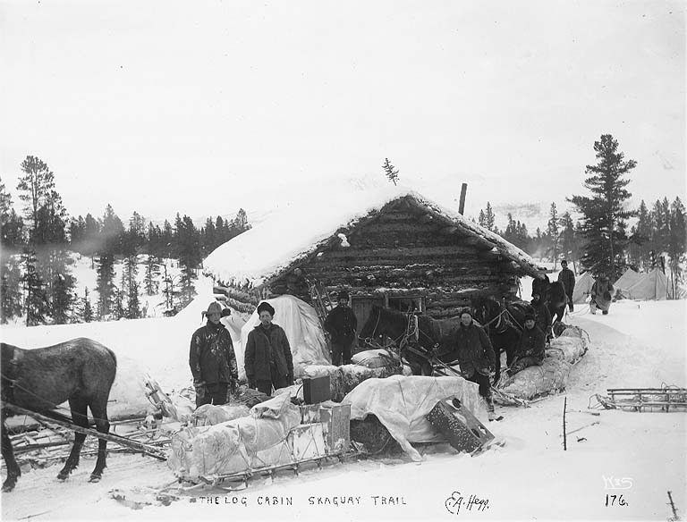 Klondike, 1897
