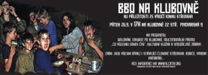 Pozvánka na BBQ